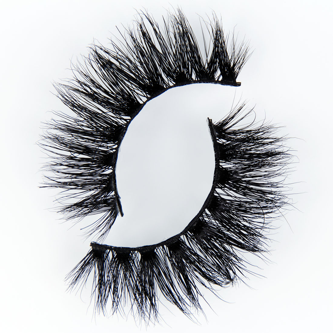 29d9125dc06 100% Handmade 3D Mink Lashes Private Label Natural Looking Premium Strip Lashes  Custom Packing